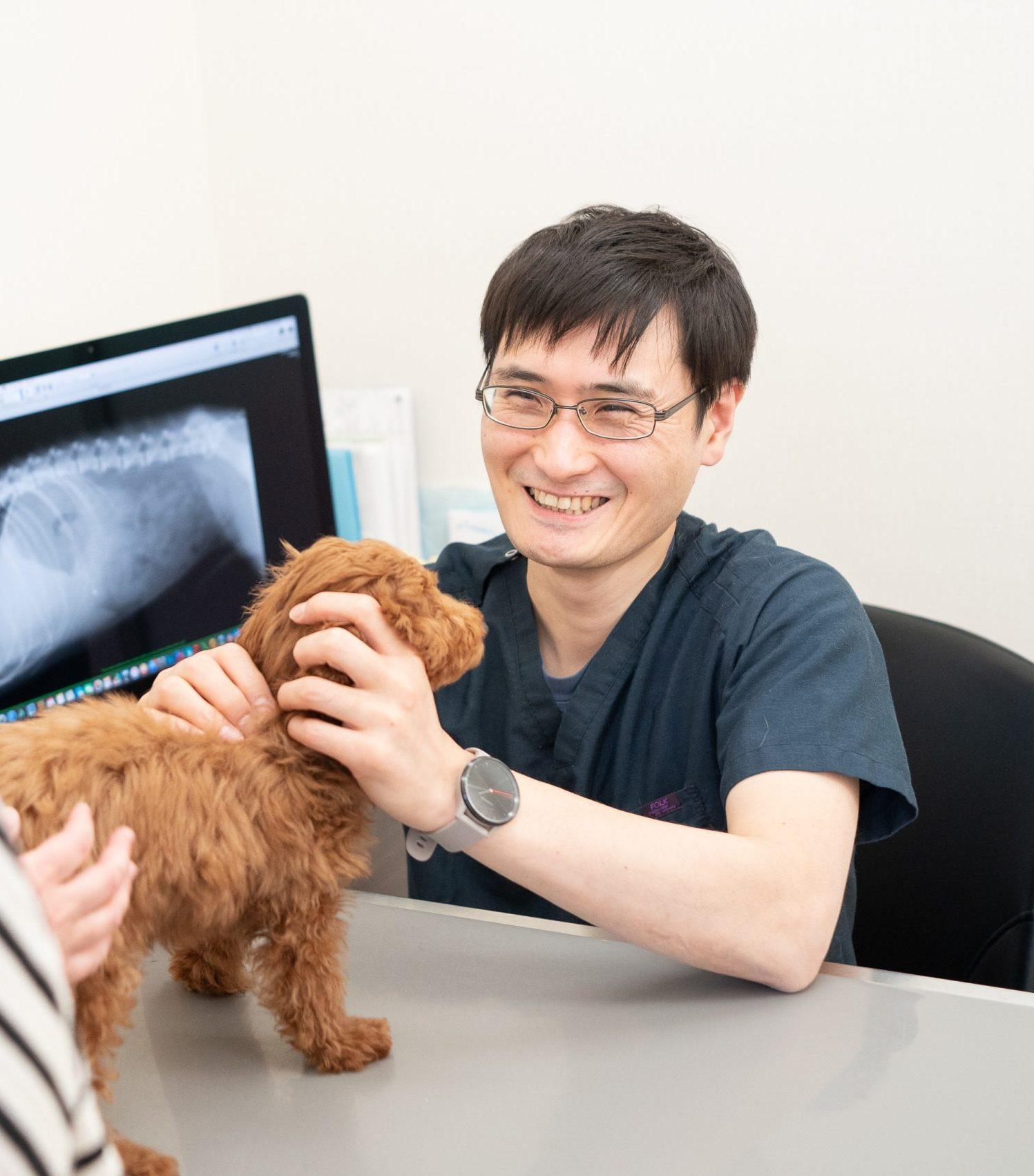 安田 伸巨|獣医師